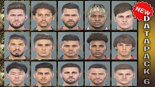 PES 2019 DATAPACK 6 ALL 30 FACES (PS4/XBOX/PC)