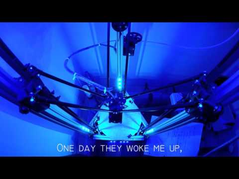 3D Printing: Want You Gone Portal 2 Credits Music