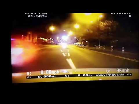 UK Police chases