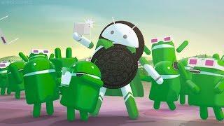 Iklan Oreo - Hero, Pengenalan Android 8.0 Oreo (2017)