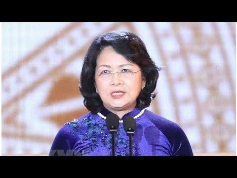 Bà Đặng Thị Ngọc Thịnh - người được cho sẽ là quyền chủ tịch nước - là người thế nào?