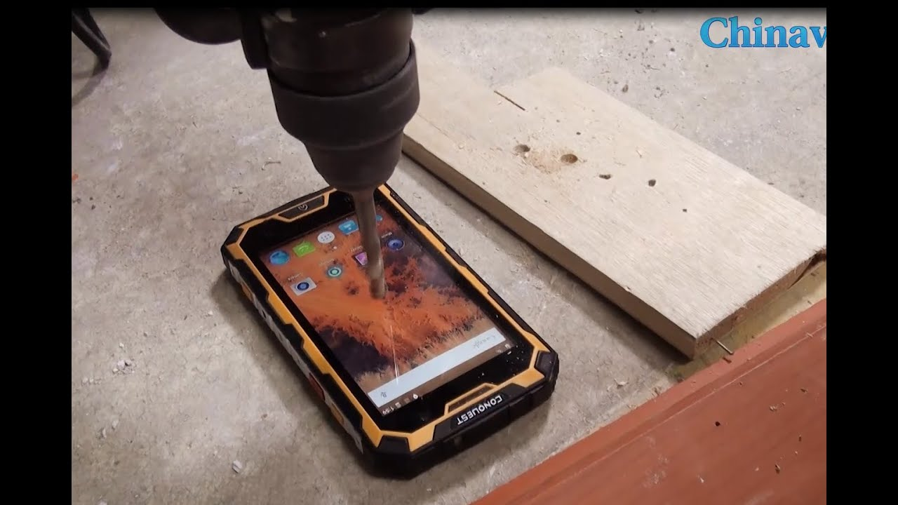Super Conquest S8 Pro Rugged Smartphone Test Review   YouTube