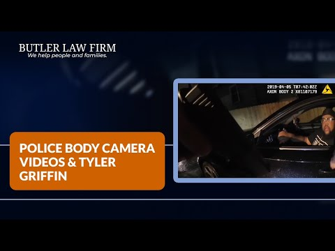 Police Brutality: Police Body Camera Videos & Tyler Griffin