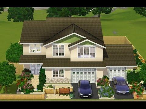 Sims 3 House BuildingSerrentoYouTube