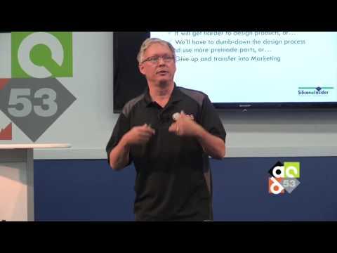 DAC 2016 | DAC Pavilion: Designing For The IoT: Revolution Or Renaissance?