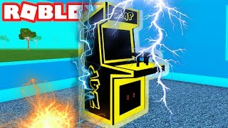 NEW EPIC GAME MACHINES & ARCADE EXPANSION IN ROBLOX ARCADE TYCOON (UPDATE)