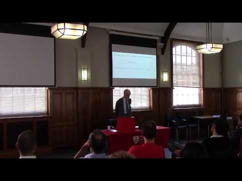 BCTCS 2015 Keynote Talk 1 - Tony Hoare (Microsoft Research)