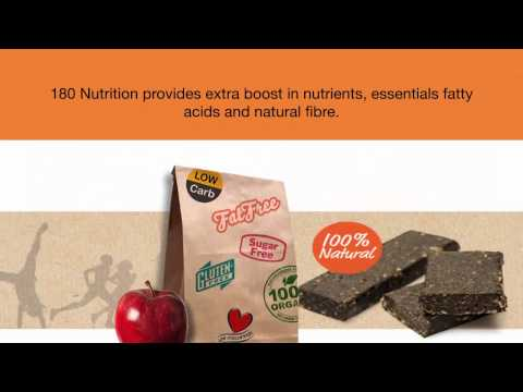 180 Nutrition – Providing A Wide Range Of Natural Superfood Products