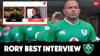 Rory Best | We held back against England, but it smashed our confidence