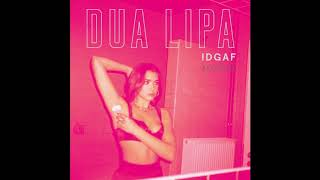 Video Dua Lipa - IDGAF (Acoustic) download MP3, 3GP, MP4, WEBM, AVI, FLV Agustus 2018