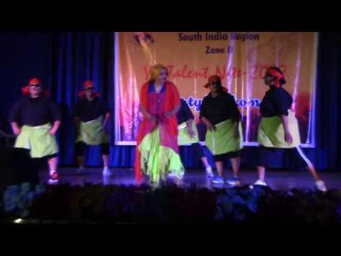 KERALA WOMEN'S DANCE YS MEN CLUB JAYANAGAR BANGALORE - TALENT NITE 2018