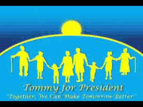 Tommy Remengesau declares run for the Office of the President Reveals New Movement Theme