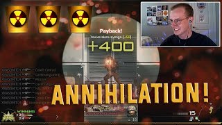 """Can we ban this guy?"" MW2 SNIPING ANNIHILATION!"