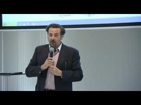 Banco BBVA Mostrando las Ventajas del BITCOIN a expertos Financieros, Evolución del Dinero.