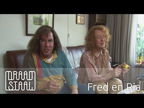 Fred & Ria kijken talentenshows   Draadstaal