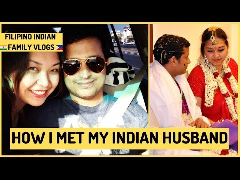 HOW I MET MY INDIAN HUSBAND | Filipino Indian Family Vlog #66