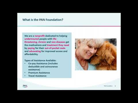 The PAN Foundation: Connecting Underinsured Patients with the Treatment They Need (June 2019)