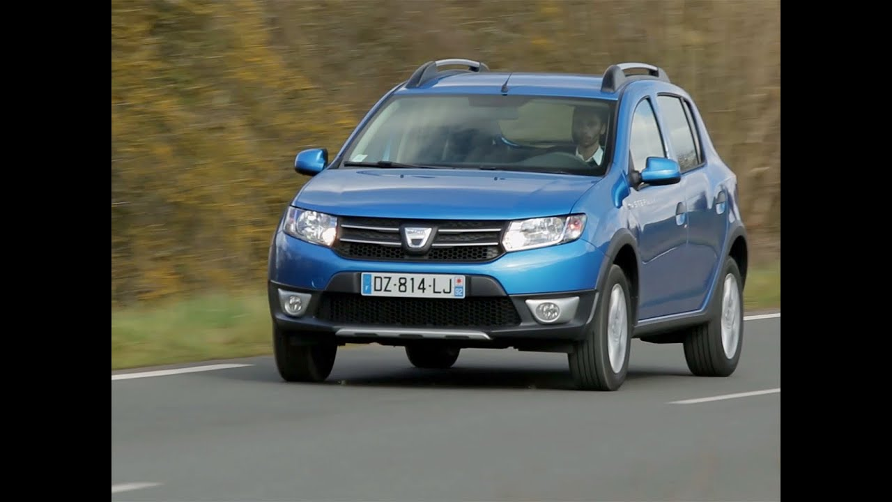essai dacia sandero stepway tce 90 easy r prestige 2016 youtube. Black Bedroom Furniture Sets. Home Design Ideas