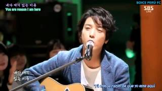 Download [ 141221 | Jung Yonghwa - Star, You - Sub Eng & Espa ] MP3 song and Music Video