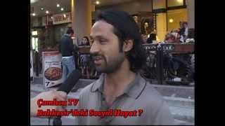 Çamlıca TV | Balıkesir Sokak Röportajı