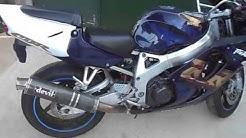 Honda CBR 900 RR Fireblade 1999