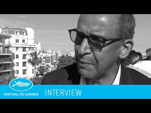 A. SISSAKO -interview- (en) Cannes 2015