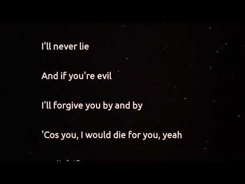 Prince - I Would Die 4 U (lyrics)