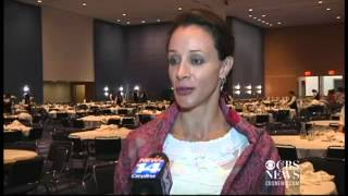 Paula Broadwell attends prayer event to