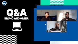 Captains Q&A: Gordon Greer and Bruno