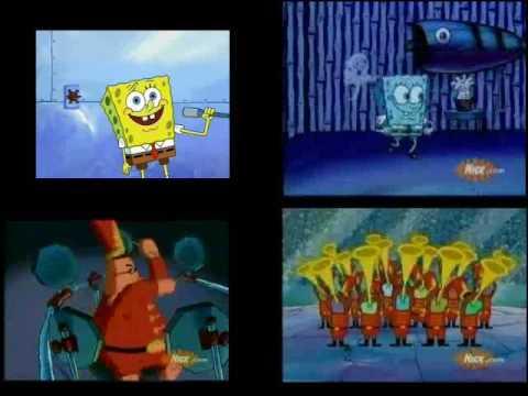Spongebob Sings Life Is A Highway