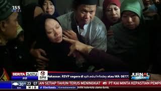 Jasad Dery Korban Lion Air Tiba di Surabaya