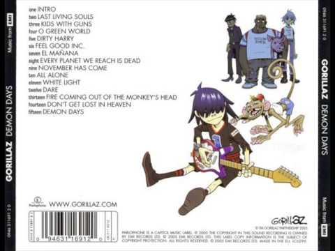 Gorillaz - Dare (Special Extended Version - Version Larga Especial).