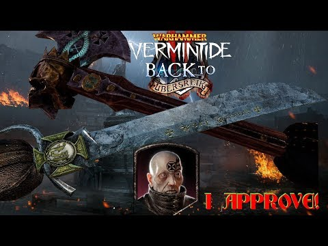 Vermintide 2 NEW MAPS WEAPONS Legend True Solo Zealot Axe And Falchion Guide