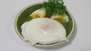 Яйцо Пашот Готовим яйцо Пашот. Пашот-два способа приготовления яйца.