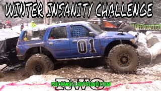 WINTER INSANITY CHALLENGE!!!