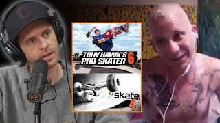 What Jason Dill Thinks About Skate 3 (Mobile) & THPS 1+2 ??