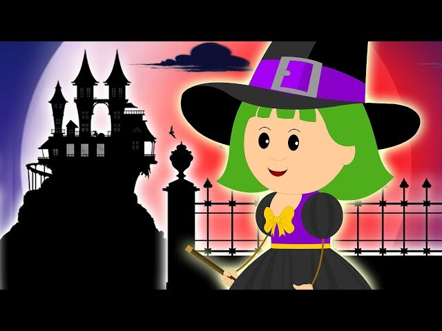Haunted Mansion Adventure With Elly   Spooky Halloween Songs and Stories for Kids by KidsCamp
