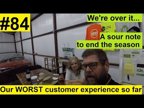 #84 TERRIBLE service or TERRIBLE client?  Our most negative video to date. ????❤✌