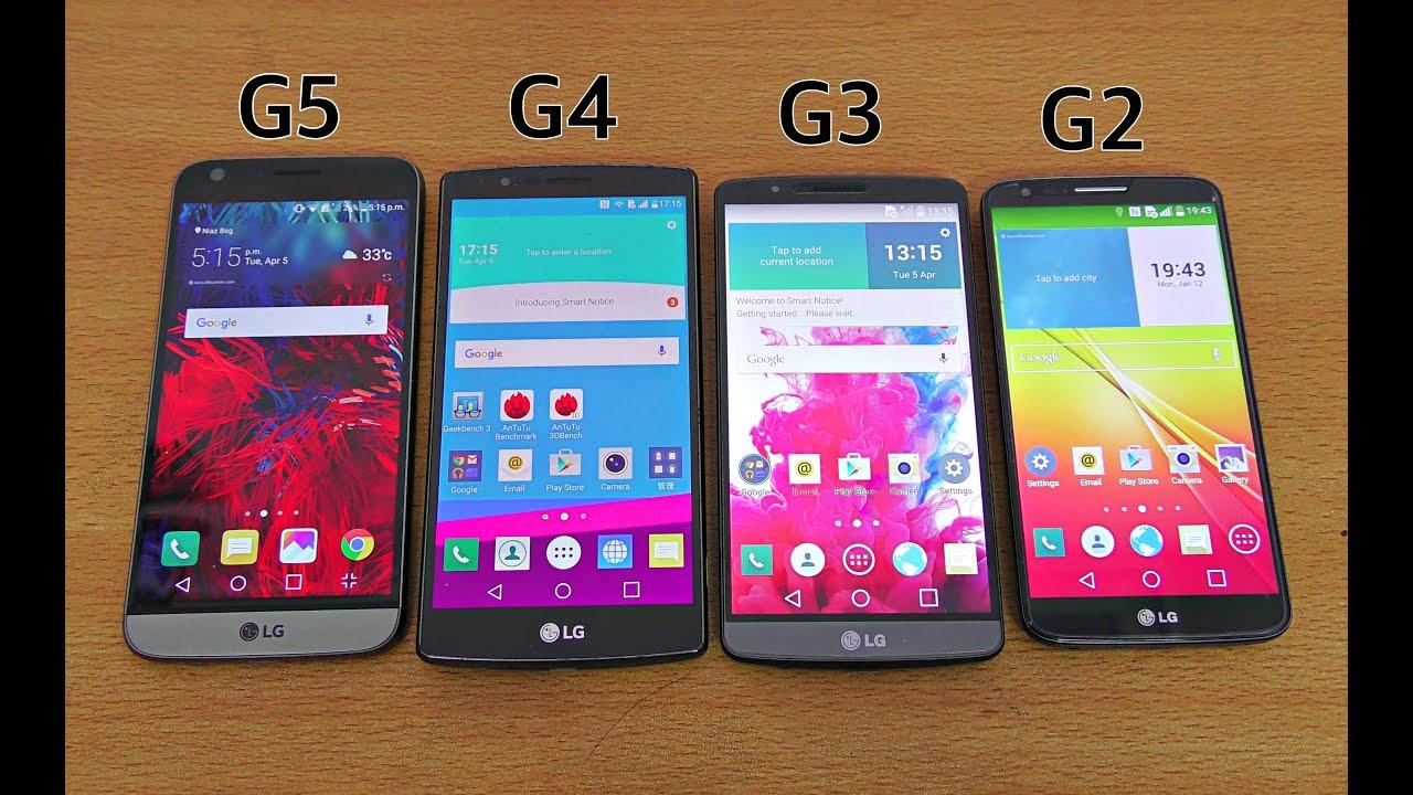 Новый Флагман Samsung LG G3 - мини обзор и цена - YouTube