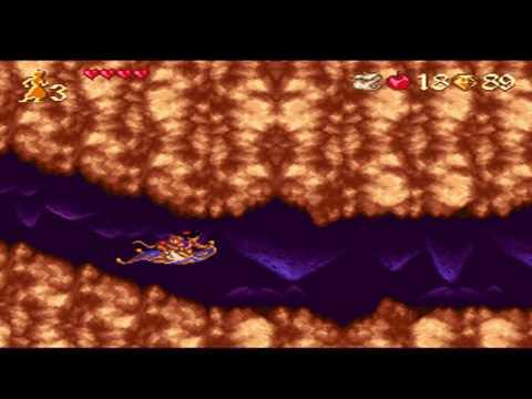 Aladdin level 3-2 (Snes)
