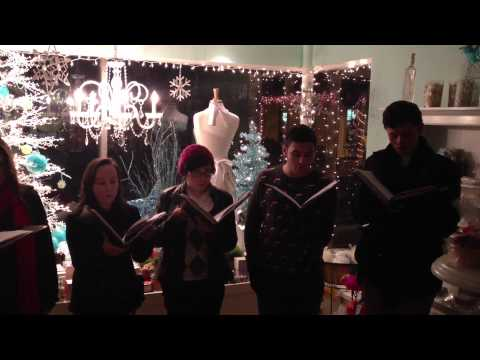 William Tennent High School Midrigan Choir at Yours Truly By Kate