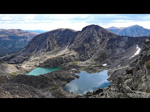 Rocky Mountain National Park, Colorado, USA in 4K (Ultra HD)