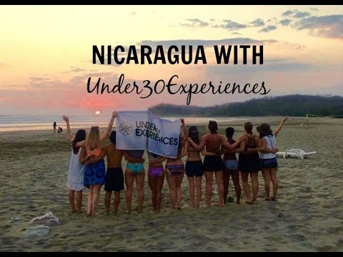 Nicaragua with Under30Experiences