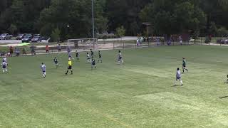2019 September 14 - U14 -  NCFC Boys ECNL vs McLean