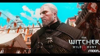 The Witcher 3 Mods #20 Realistic Trophies & nude all girls? by It'sAGundam