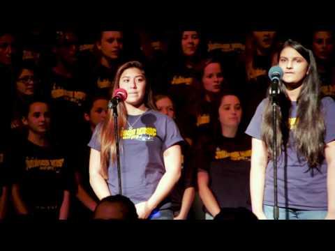 Flashlight Performed By Johnson Middle School Choir