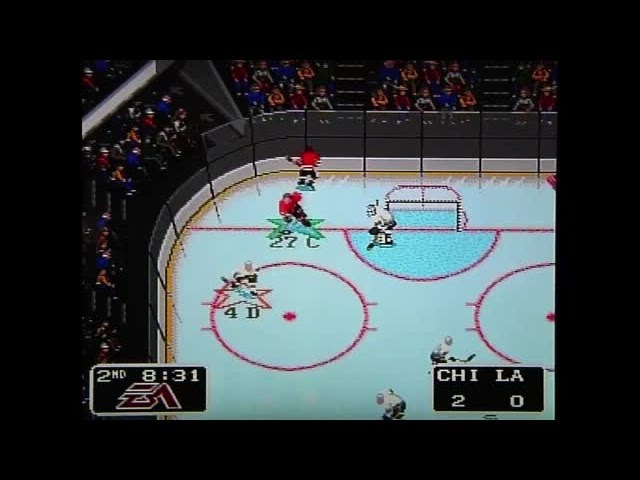 NHL '94 Quick Picks: Jeremy Roenick