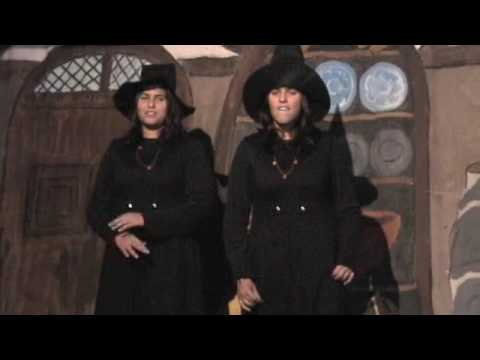 Shakespeare's The Witches' Spell from Macbeth - Toil and Trouble