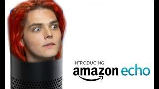 amazon echo: Gerard Way edition