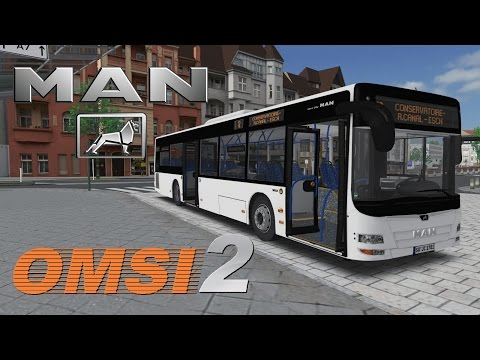 OMSI 2 #848 [HD] - DER DRUCKER SAGT: TIME TO DEPART - Project Luxembourg - Let's Play OMSI 2